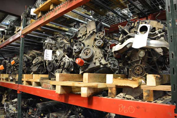 Used Engines & Transmissions for Sale in SC