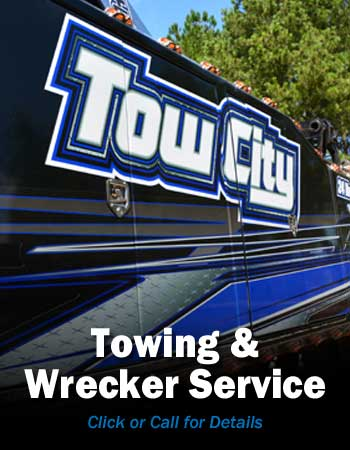 local Towing & Wrecker Service Gaffney, SC