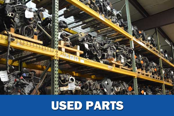 Used Auto & Truck Parts in SC