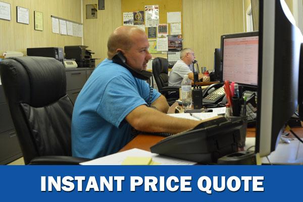 Instant Parts Price Quotes in SC
