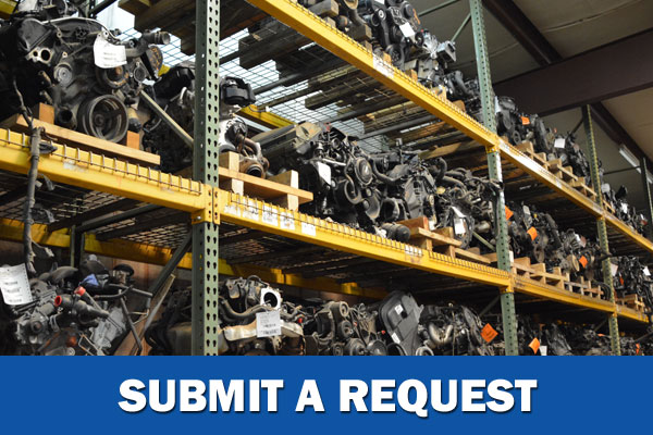 Parts Quote Request Form